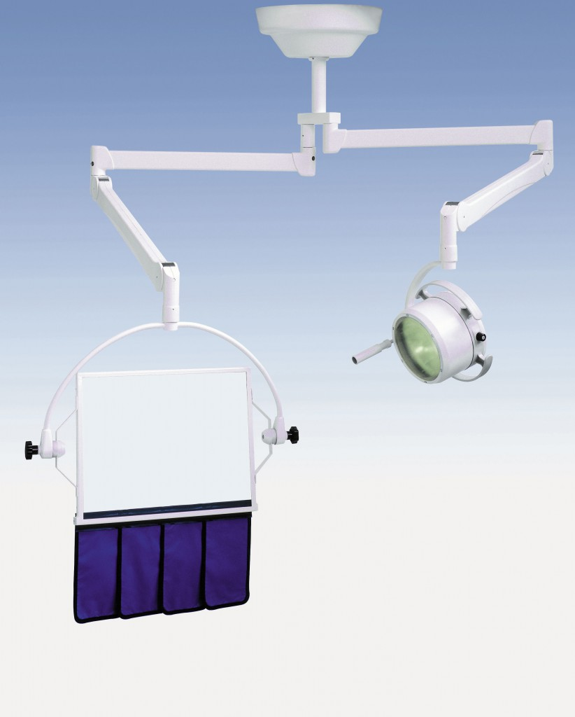 X – ray hanging protections