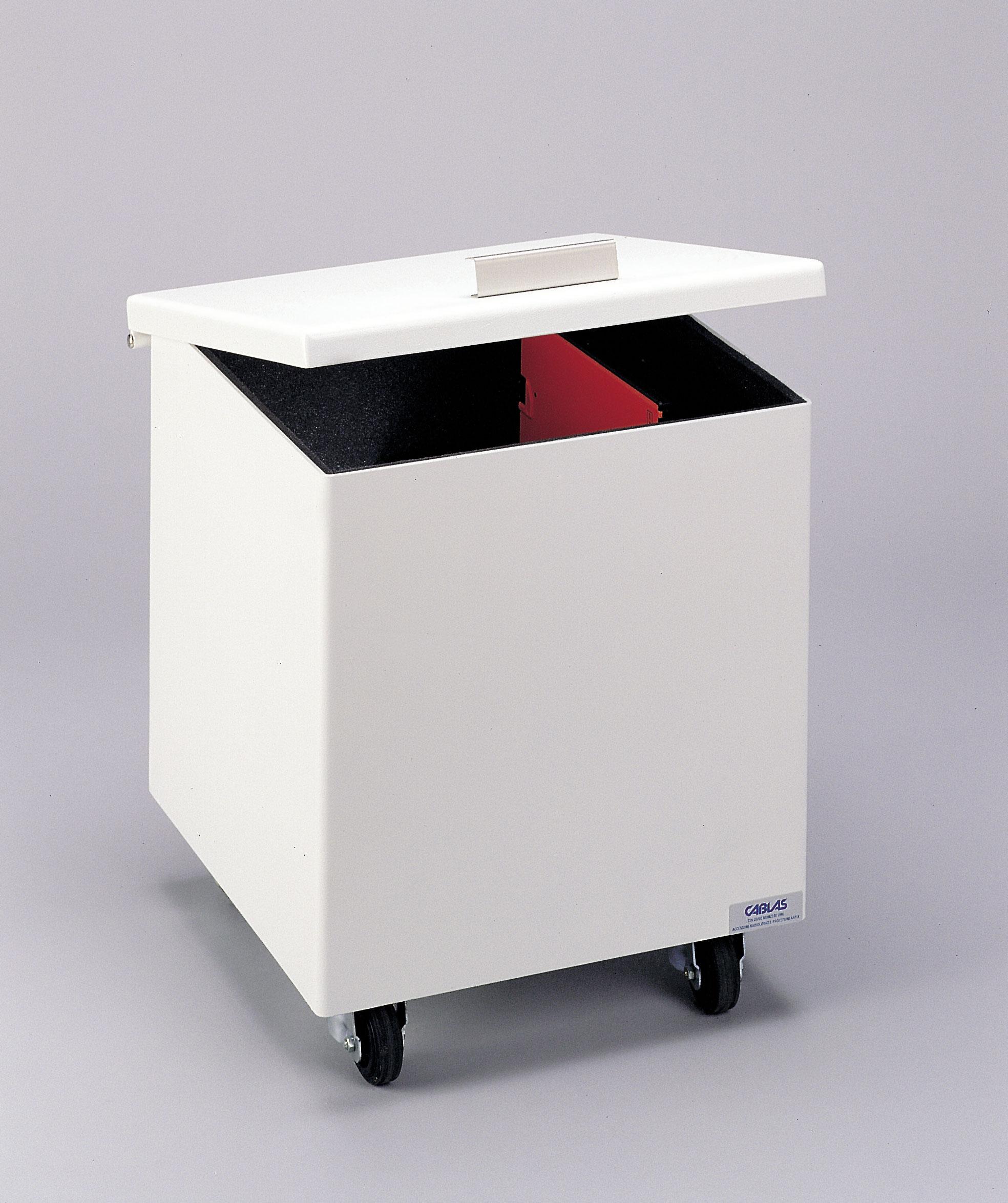 X-ray cassettes storing box Cablas