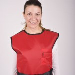 Lead Aprons with Scapular Protection Zoom - Cablas