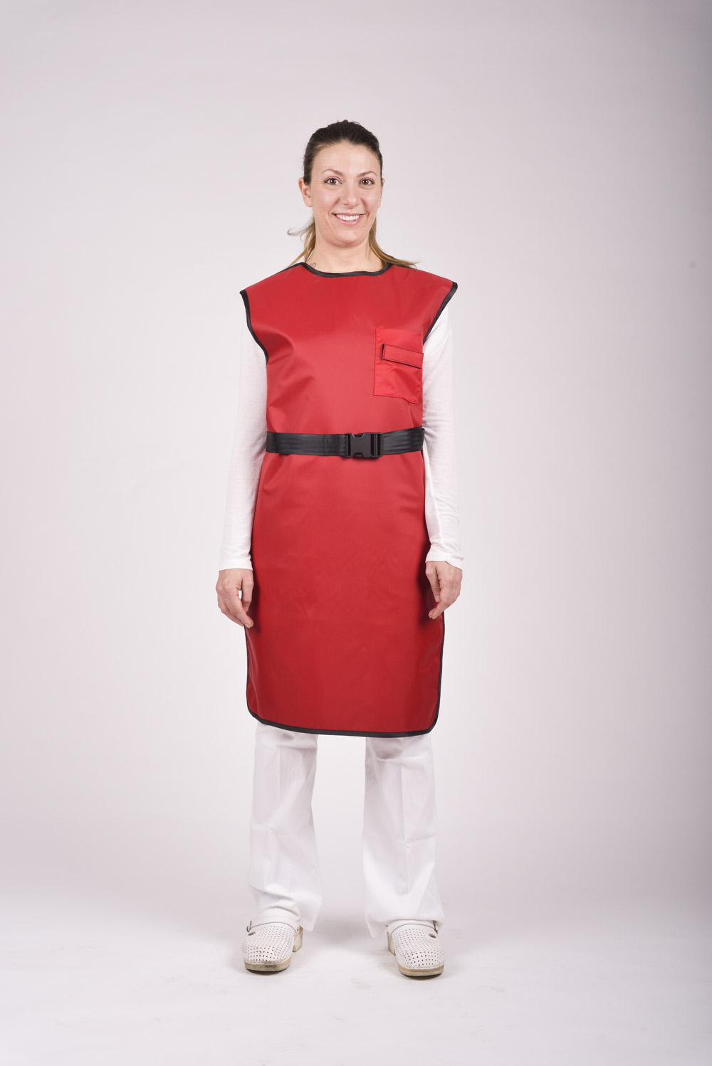 Lead Aprons with Scapular Protection - Cablas