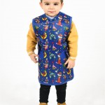 Kid lead aprons with scapular protection Cablas