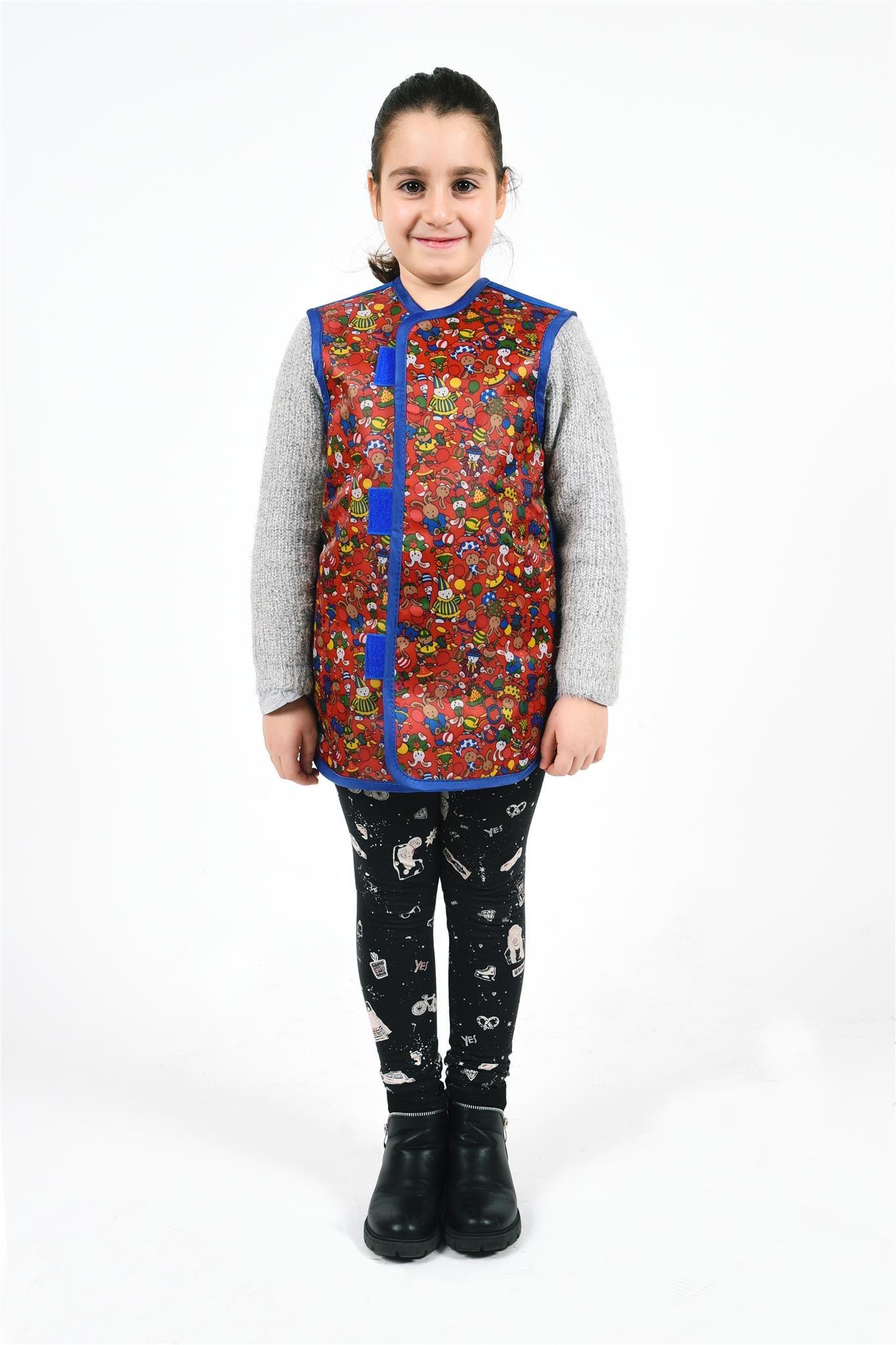 Anti-x apron coat junior Cablas