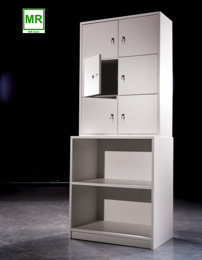 Non-MAGNETIC CABINETS HOLD PERSONAL OBJECTS Cablas-Xray-Protection